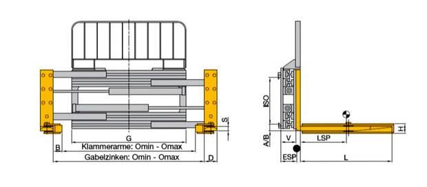 Baustoffklammer Image