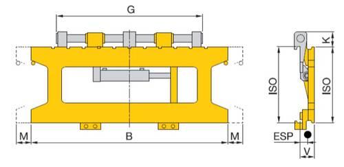 Seitenschieber (Hochleistungsmodell) Image